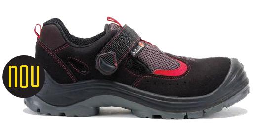 Sandale de protectie cu bombeu din compozit si lamela antiperforatie, art.A144 SORREL S1P SRC 2271