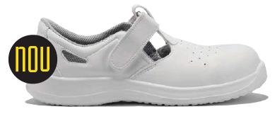 Sandale de protectie cu bombeu din compozit, art.A154 SARTORI S1 SRC