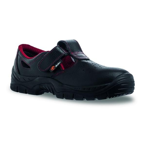 Sandale de protectie cu bombeu metalic, art.A121 MAPLE S1 SRC ( 2240 )
