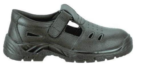 Sandale de protectie cu bombeu metalic AAREN S1, art.A036 ( 2040 )