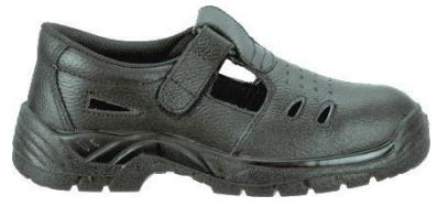 Sandale de lucru fara bombeu AAREN O1, art.A037 ( 2040 O1 )