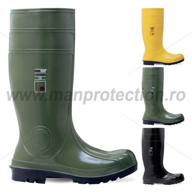 Cizme de protectie Eurofort, art.A238 S5 ( 2497 )
