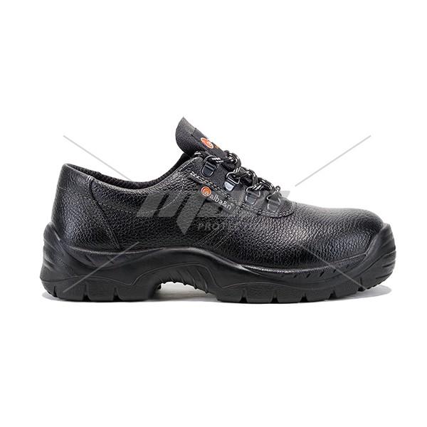 Pantof de protectie cu bombeu metalic, art.A123 MANJACK S1 SRC ( 2250 )