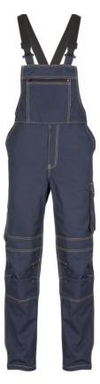 Pantalon cu pieptar MAGNUS, art.2B16 ( 90541 )