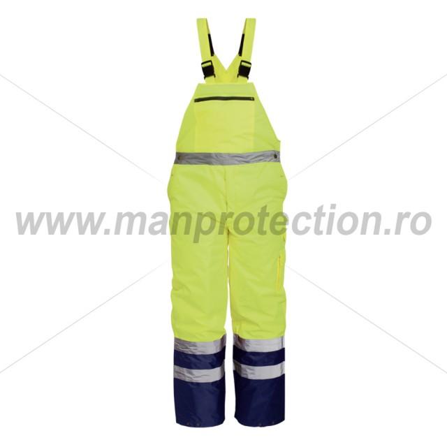 Pantalon cu pieptar de iarna Denmark, art.5B27 ( 9182 )