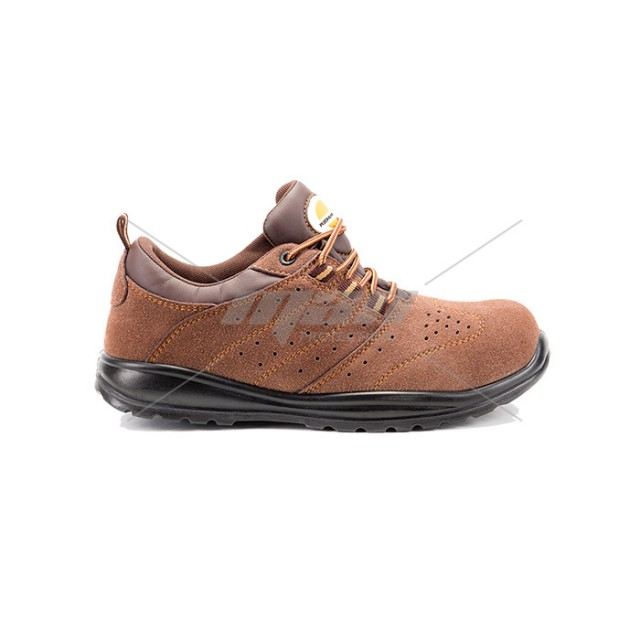 Pantof de protectie cu bombeu din compozit si lamela antiperforatie non-metalica NEW DAKAR S1P SRC, art.A029 ( 2014 N )