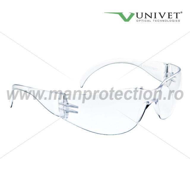 Ochelari de protectie FERRO cu lentila incolora, art.D986 ( 8160 )