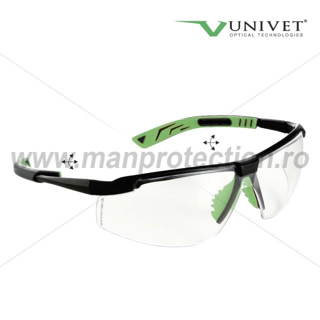Ochelari de protectie 5x8 cu lentile incolore, art.D935 ( 8052 )