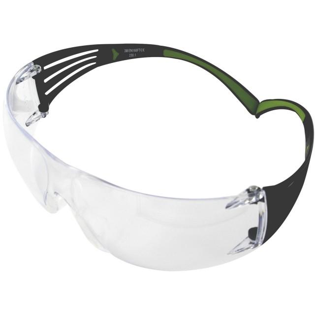 Ochelari de protectie 3M SECURE FIT cu lentile incolore, art.13D6 ( SF401)