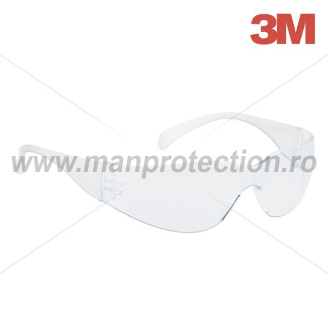 Ochelari de protectie Virtua cu lentila incolora, art.D915 (3M) ( 8029 )