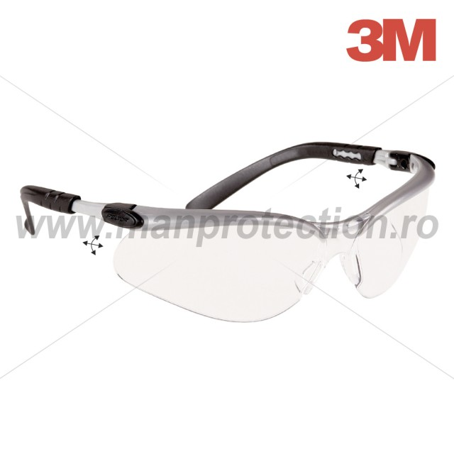 Ochelari de protectie Bx cu lentila incolora, art.D905 ( 8021 )