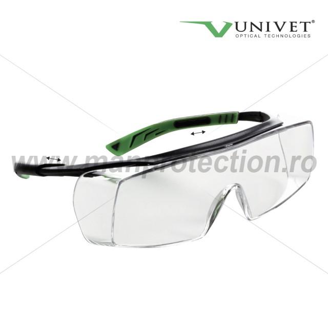 Ochelari de protectie 5x7 cu lentile incolore, art.D934 ( 8051 )