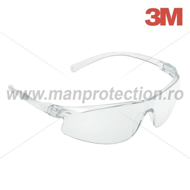 Ochelari de protectie Tora cu lentila incolora, art.D908 (3M) ( 8023 )