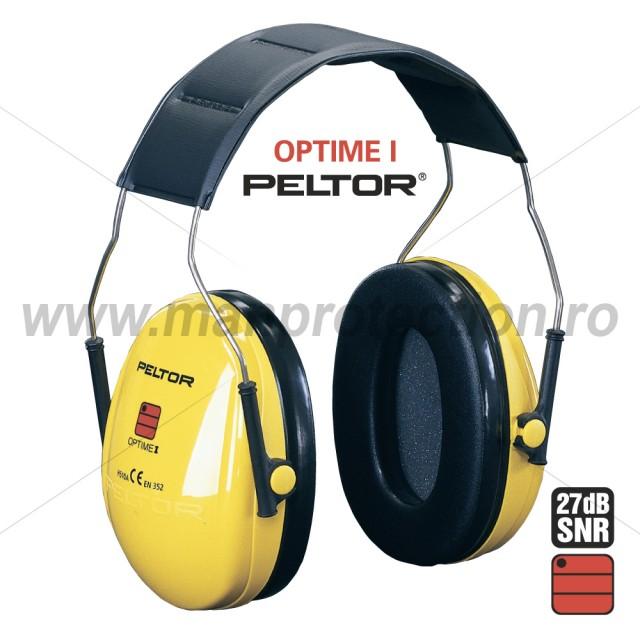 Antifoane externe cu banda pentru fixarea pe cap, art.D172 (Peltor) ( 2645 )