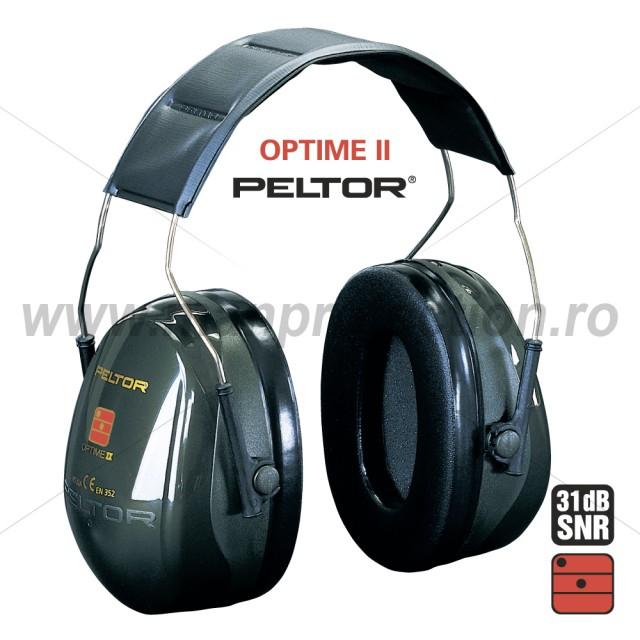 Antifoane externe cu banda pentru fixarea pe cap, art.D174 (Peltor) ( 2646 )