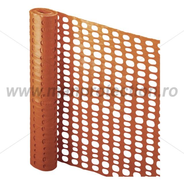 Gard plastic pentru delimitare, art.T173  ( 176-01 )