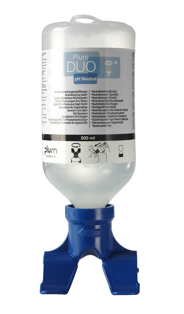 Solutie de clatire a ochilor PH Neutral Duo - 500 ml, art.T278 ( 4801 )
