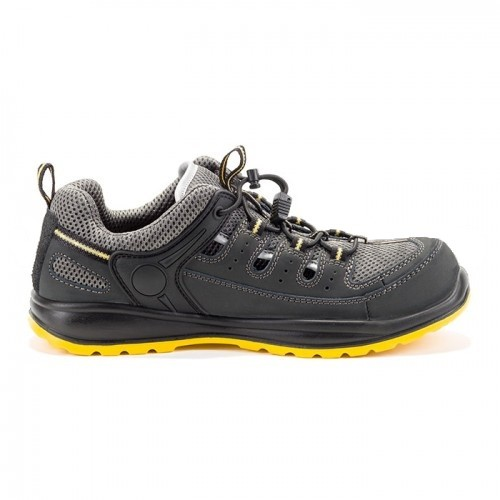 Pantof de protectie cu bombeu de compozit BOOST S1 SRC, art.A030 ( 2015 )