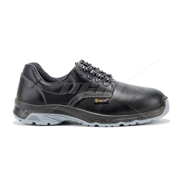 Pantof de protectie cu bombeu metalic NEW BARI S2 SRC, art.A192 ( 2400 N )