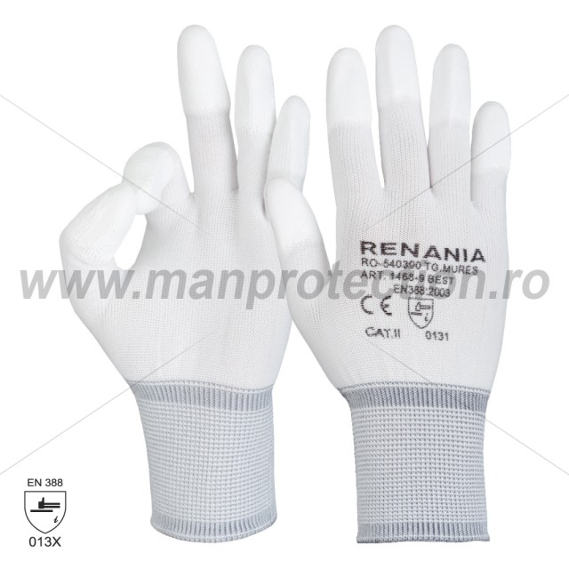 MINIMAL RISK PROTECTION GLOVES, CAT. I, 1468 BEST