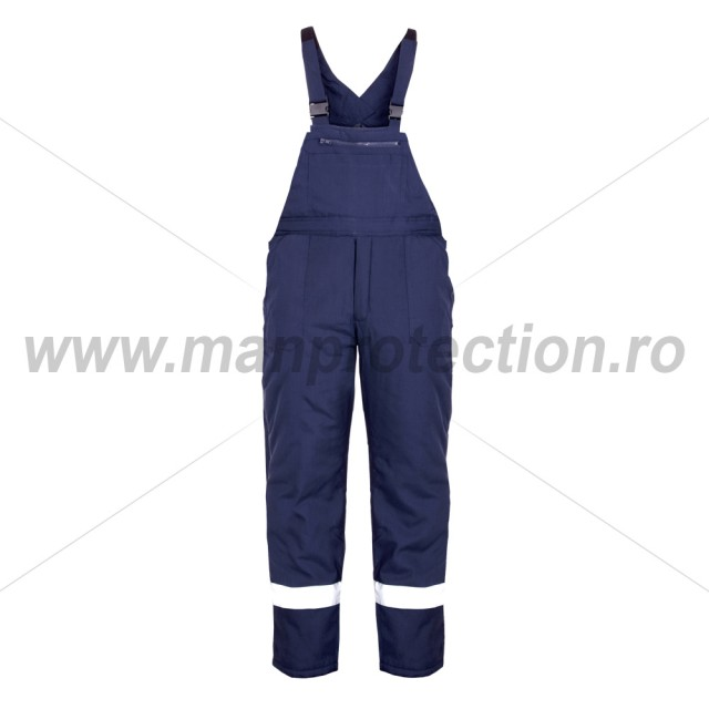 PILZEN Winter Bib Pant with reflective tapes, art.2B82