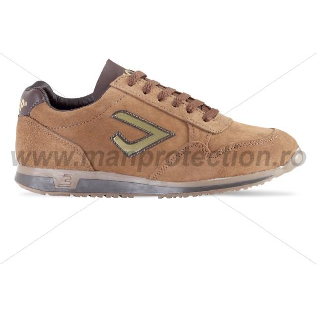 Pantof tip sport Marrone , Art.A201 ( 2404 )